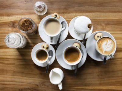 Coffee in Boca