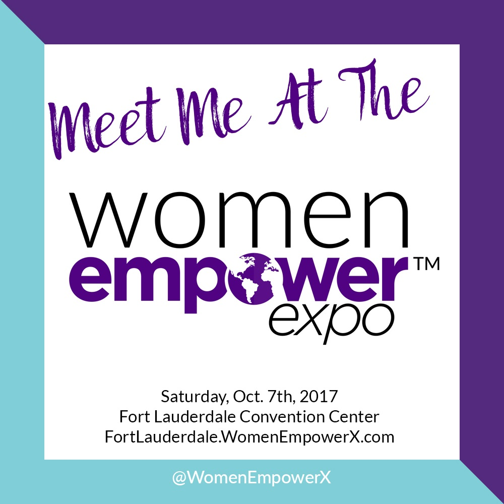 Time For Motivation, Inspiration and Some Girl Talk – WEX Women Empower  Expo 2017