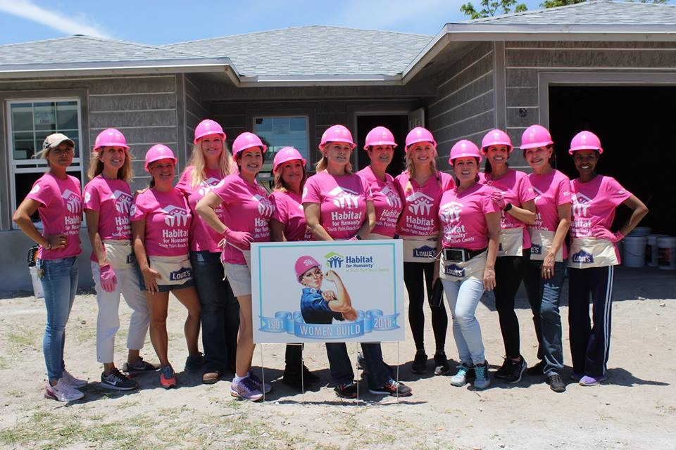 habitat for humanity women builders